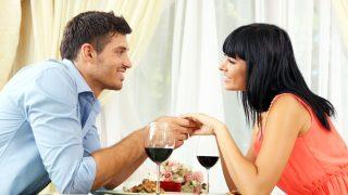 Flirt With an Aquarius Man by Making Eye Contact
