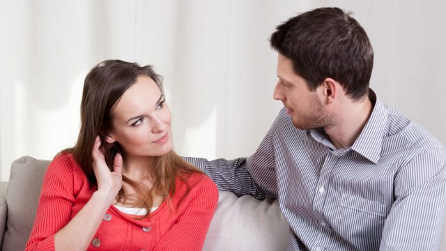 Flirt With an Aries Man by Making Eye Contact